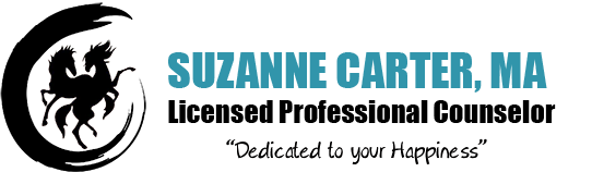 Suzanne Carter, Licensed Counselor Logo